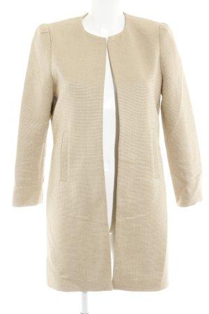 Hallhuber Donna Übergangsmantel beige Elegant