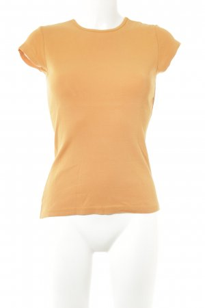 Hallhuber essentials T-Shirt hellorange Casual-Look