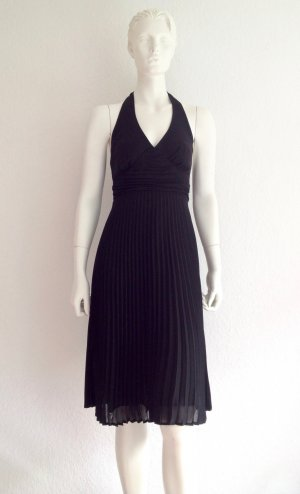 Hallhuber Evening Cocktail Dress 34 Black Neuwertig