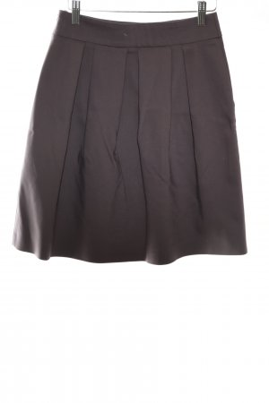 Hallhuber Flared Skirt brown casual look