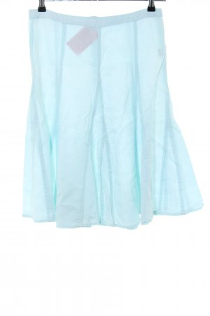 Hallhuber Flared Skirt turquoise casual look