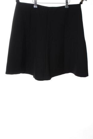 Hallhuber Glockenrock schwarz Elegant