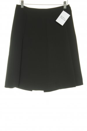 Hallhuber Flared Skirt black business style