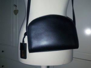 Hallhuber Halfmoon Bag Umhängetasche schwarz
