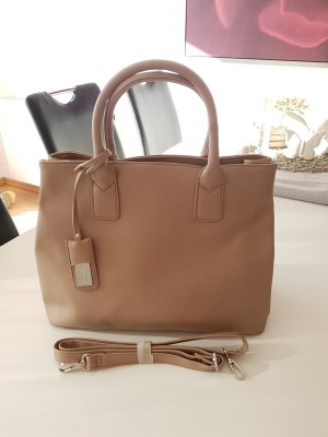 Hallhuber Handbag light brown