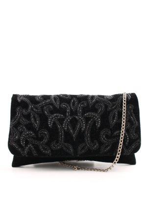 Hallhuber Handtasche schwarz Elegant