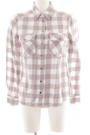 Hallhuber Hemd-Bluse mehrfarbig Casual-Look
