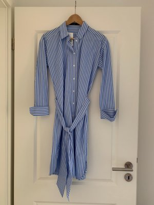 Hallhuber Vestido tipo blusón multicolor Algodón