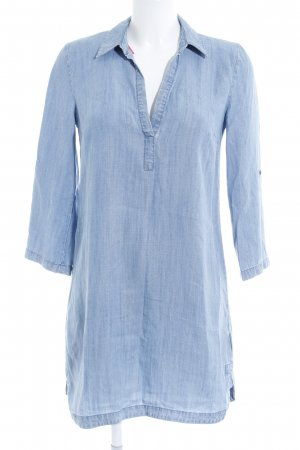 Hallhuber Shirtwaist dress azure casual look