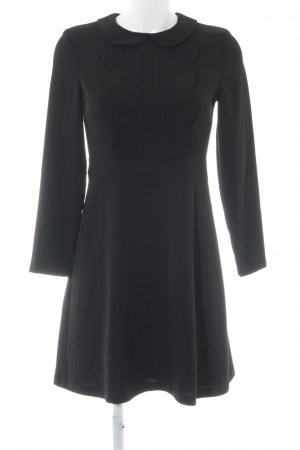 Hallhuber Shirtwaist dress black business style