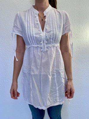 Hallhuber Shirtwaist dress white