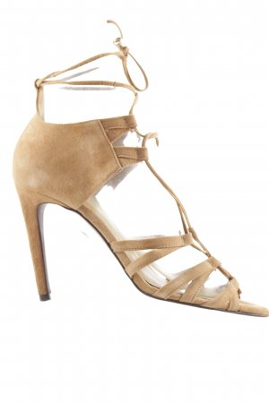 Hallhuber High Heel Sandaletten sandbraun Elegant