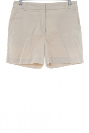 Hallhuber High-Waist-Shorts creme Casual-Look