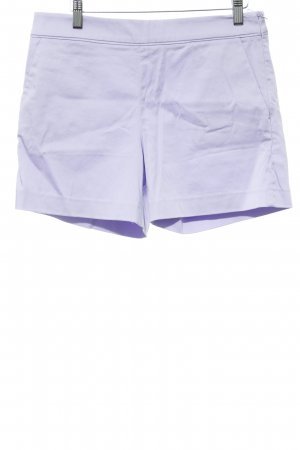 Hallhuber High-Waist-Shorts flieder Casual-Look