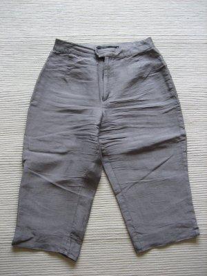 Hallhuber Pantalón pirata gris