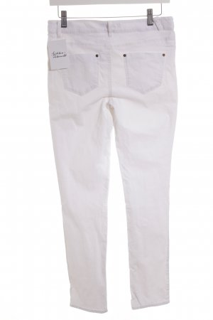 Hallhuber Low-Rise Trousers oatmeal casual look