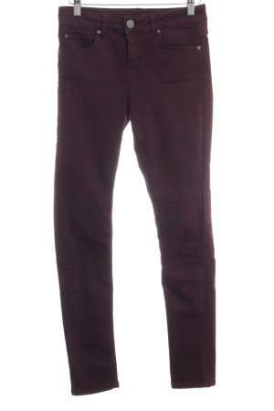 Hallhuber Low Rise Jeans carmine casual look