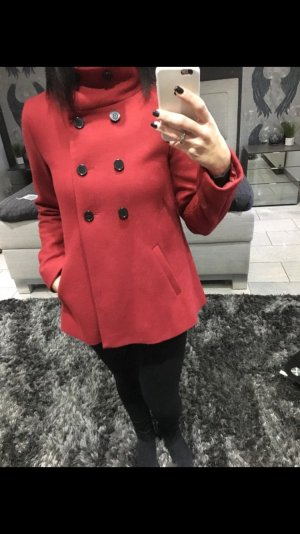 Hallhuber Jacke in rot, elegant