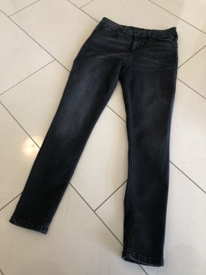 Hallhuber Jeans Black Denim Gr. 38