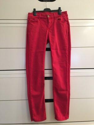 Hallhuber Jeans Gr. 36 in rot