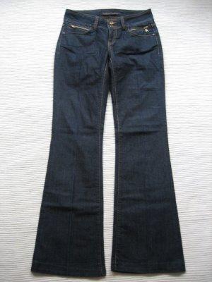 hallhuber jeans neu gr. xs 34 edel dunkelblau