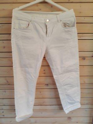 HALLHUBER Jeans weiß Gr.42