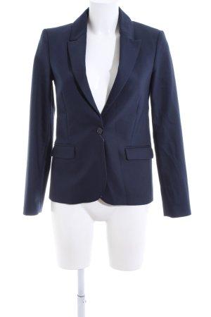 Hallhuber Denim Blazer blue business style