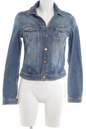 Hallhuber Denim Jacket blue casual look