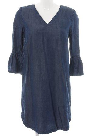 Hallhuber Jeanskleid blau Casual-Look