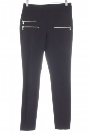 Hallhuber Jeggings schwarz Casual-Look