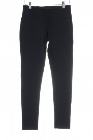 Hallhuber Jeggings negro look casual