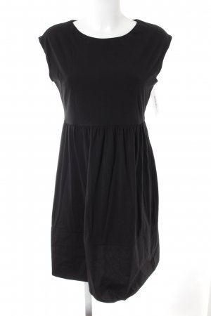 Hallhuber Jersey Dress black casual look