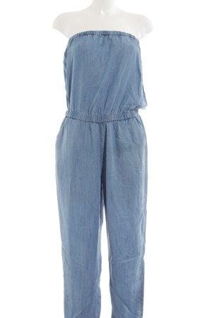 Hallhuber Tuta blu stile casual