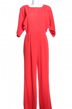 Hallhuber Jumpsuit rot Casual-Look