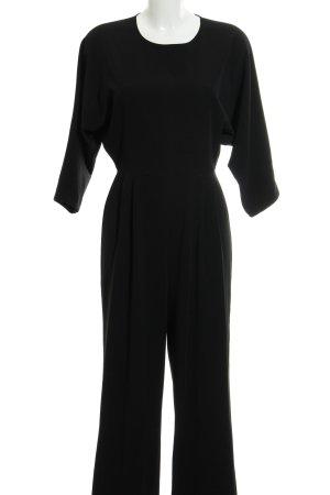 Hallhuber Jumpsuit schwarz Elegant