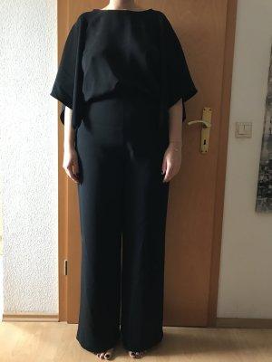 Hallhuber Jumpsuit schwarz Gr. 42