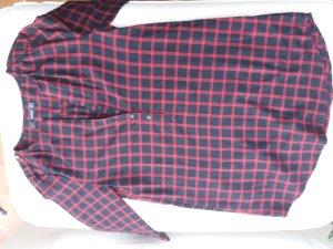 Hallhuber Robe chemise multicolore