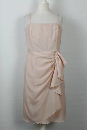 Hallhuber Kleid Cocktailkleid Gr. 38 nude