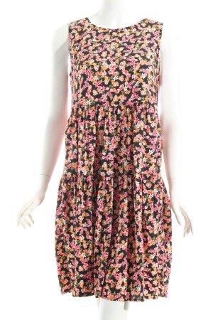 Hallhuber Kleid florales Muster Beach-Look