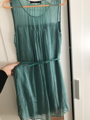 Hallhuber Kleid Größe 34 100% Seide