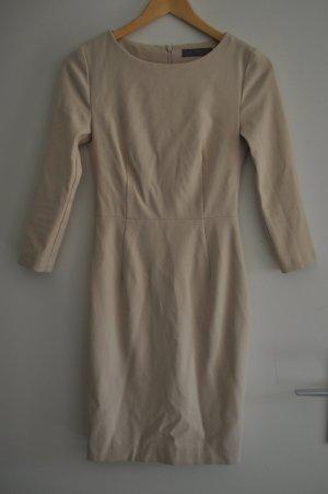 HALLHUBER Kleid hellbeige