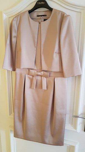 Hallhuber, Kleid mit Bolero, Gr. 38