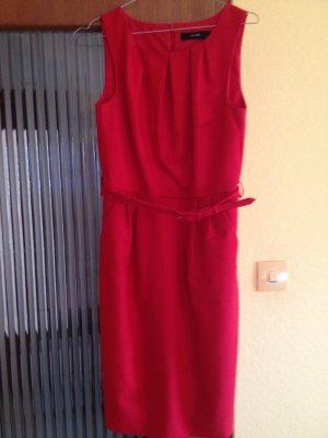 Hallhuber Kleid rot elegant Gr. 34