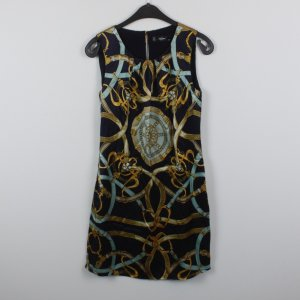 Hallhuber Dress multicolored silk