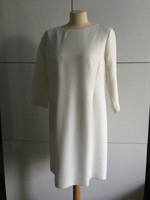 Hallhuber Kleid wollweiss