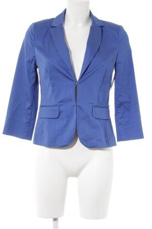 Hallhuber Kurz-Blazer blau Elegant