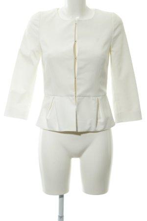 Hallhuber Short Blazer natural white business style