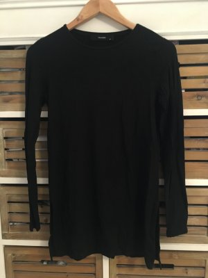 Hallhuber Long Sweater black
