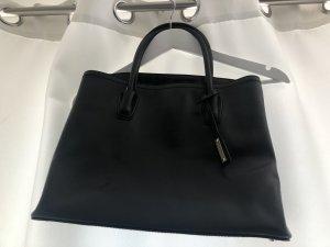 Hallhuber Leder Handtasche