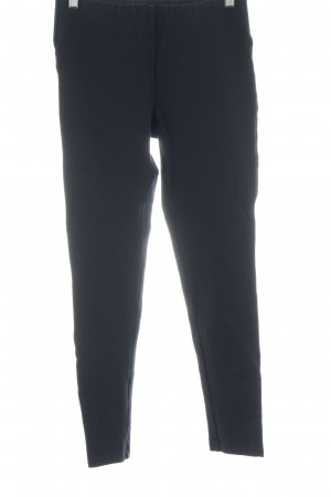 Hallhuber Leggings azul oscuro look casual